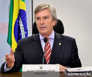 SEM MATERIALIDADE  Fachin e Fux arquivam denúncia e acusação por delação contra Fernando Collor