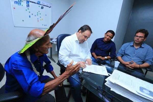 MAIS OBRAS 3ª Escola Estadual Indígena de Alagoas será construída em Palmeira dos Índios