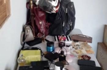 Arapiraca: Mãe de adolescente infrator entrega dinheiro e objetos roubados pelo filho no Sítio Bálsamo