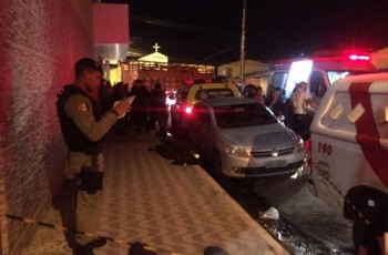 Agreste: Empresário é morto a tiros no bairro Ouro Preto, em Arapiraca