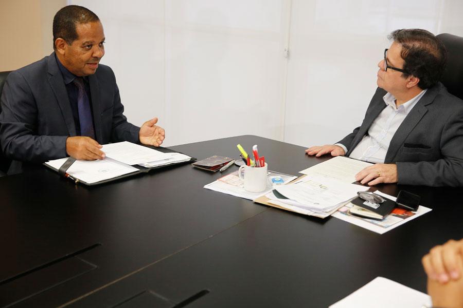 TJAL e Conselho da Magistratura de Cabo Verde planejam ação conjunta