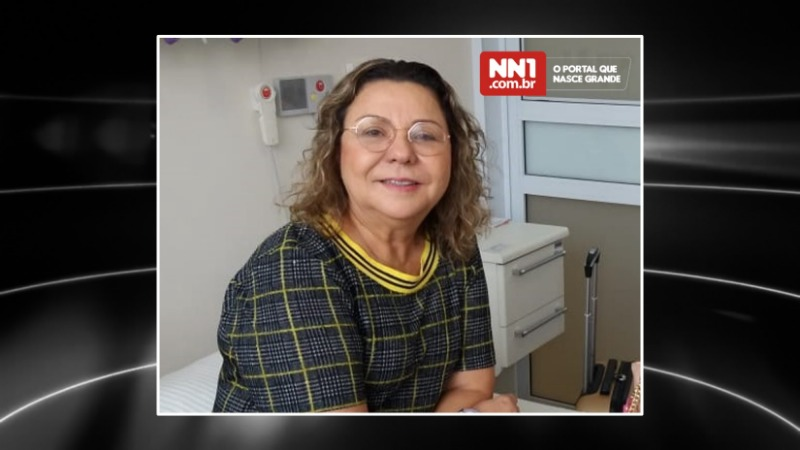 Saúde: Tereza Nelma passa bem após cirurgia de 6 horas para retirada de câncer