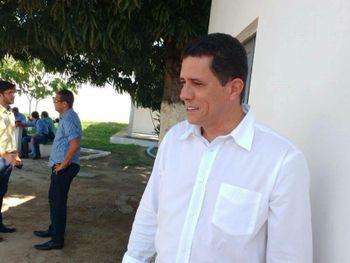 Ex-secretário Jardel Aderico de Prevenção à Violência está preso no Baldomero Cavalcanti