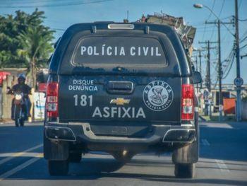Polícia realiza operação e prende integrantes de facção criminosa em Alagoas