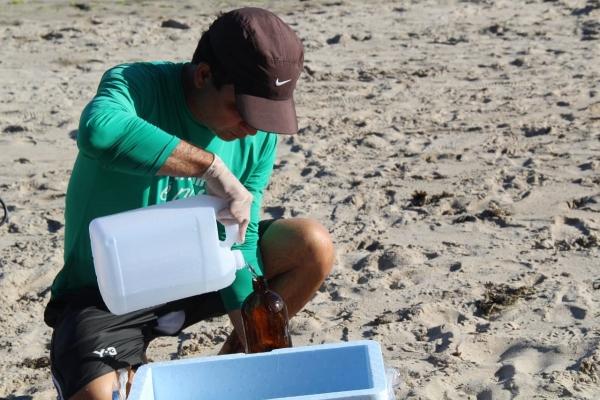 ANÁLISES Amostras de diferentes trechos de praias de AL indicam águas livres de contaminação