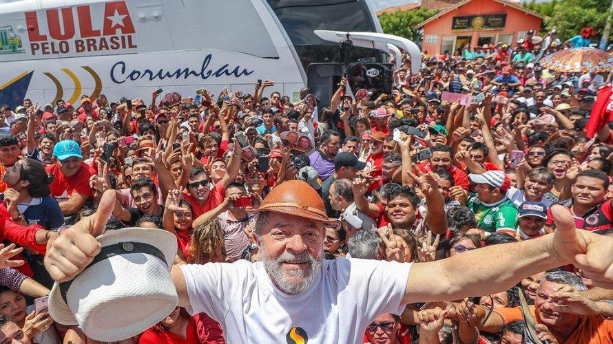 Lula cogita voltar a morar no Nordeste após deixar a prisão