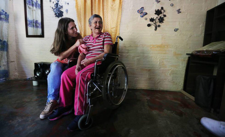 A mulher resistente ao Alzheimer