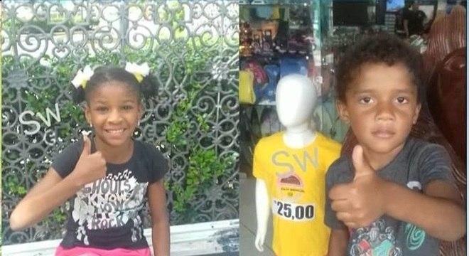 Casal é preso suspeito de matar e jogar filhos em lagoa de Aracaju (SE)