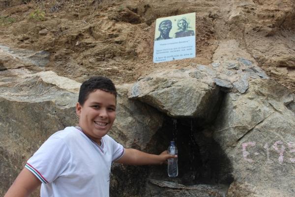MARATONA HÍDRICA Recuperação de nascente eleva qualidade de vida de quilombolas em União dos Palmares