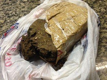 Polícia apreende mais 12 kg de maconha dentro de residência