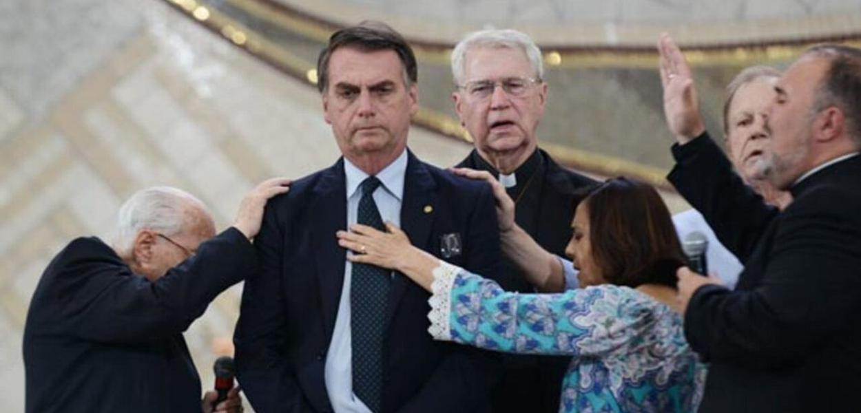 Bolsonaro mobiliza igrejas evangélicas para coleta de assinaturas de adesão a seu partido