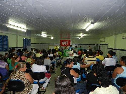 Trabalhadores da Educação municipal de Santana do Ipanema receberam rateio do Fundeb