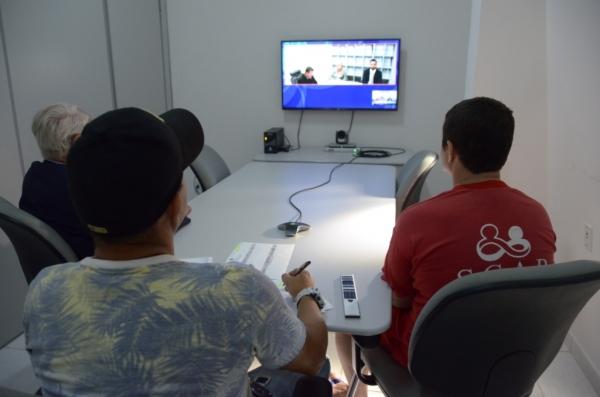 AGILIDADE Em parceria com o TJ, Segurança realiza mais de oito mil audiências telepresenciais