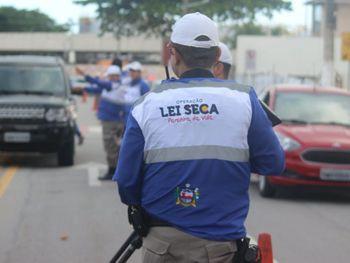 Lei Seca flagra dez condutores dirigindo alcoolizados em Maceió