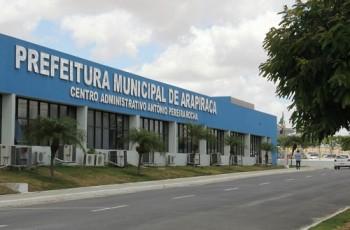 Prefeitura de Arapiraca conclui pagamento do 13º salário dos servidores efetivos