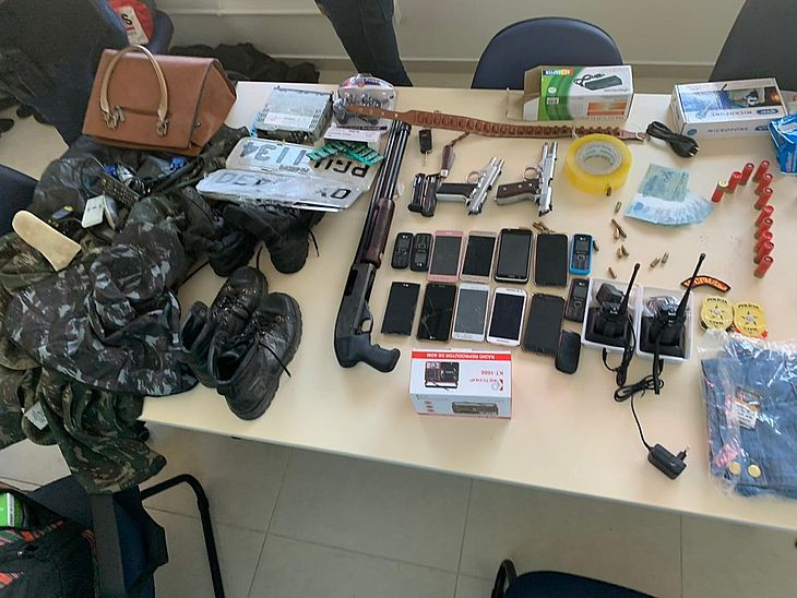 Foragido é preso em Marechal Deodoro após investigação