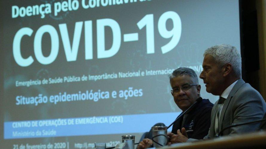 Segundo caso de coronavírus no Brasil é confirmado em São Paulo