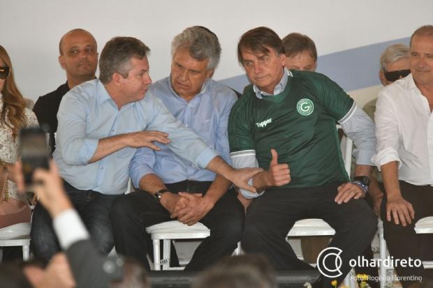 Mato Grosso: Governador Mendes aceita desafio de Bolsonaro, mas condiciona redução de ICMS do combustível ao pagamento do FEX