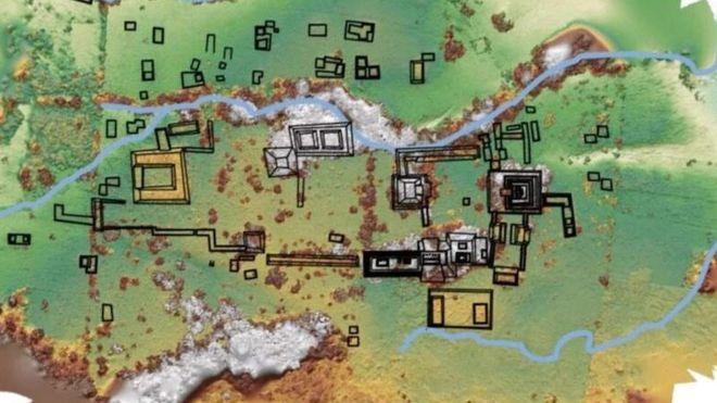 A capital esquecida de antigo reino maia é encontrada em rancho de fazendeiro no México