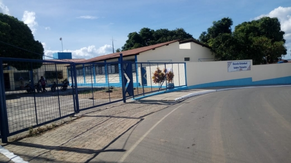 MAIS OBRAS Educação entrega escola reformada em Chã Preta nesta quarta-feira (11)