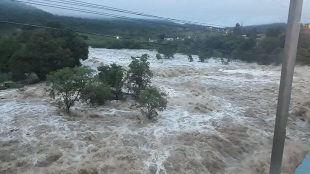 Santana do Ipanema é castigada novamente por chuvas e enchentes