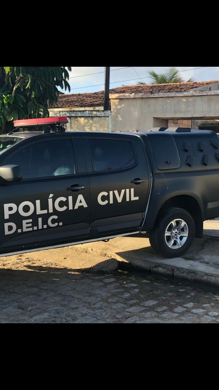 Polícia Civil prende homens por receptação e tráfico de drogas em Maceió