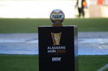 FAF decide suspender jogos do Campeonato Alagoano por 15 dias