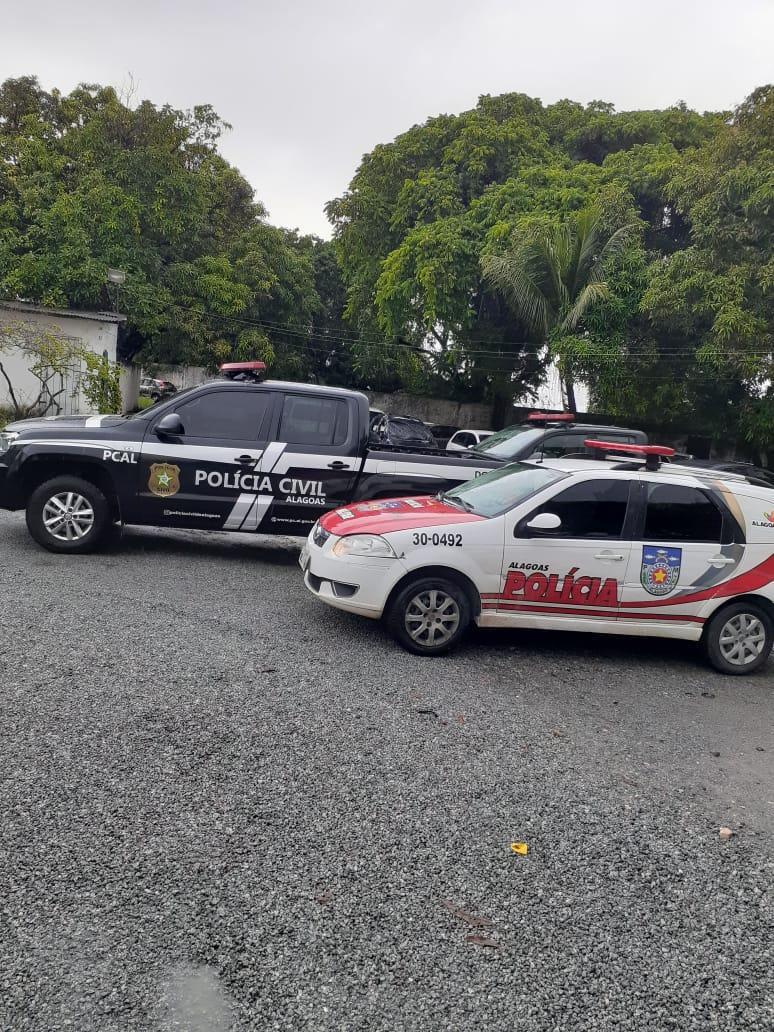 Operação prende integrantes de organização criminosa que praticavam tráfico e homicídios em Maceió