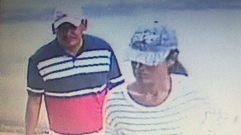 PC procura casal suspeito de assaltar estabelecimentos comerciais em Maceió