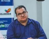 Secretário da fazenda George Santoro testa positivo para Covid-19 e Renan Filho fará teste