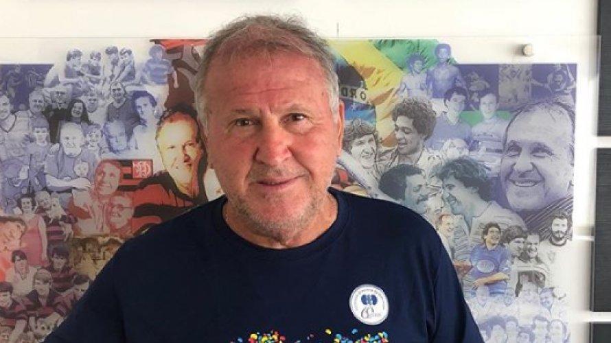 Um dos maiores jogadores da história do Brasil, Zico relembra carreira e analisa futebol atual