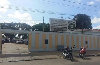 Agreste: Roubou moto após fratura  o pé  é preso pelo Pelotes