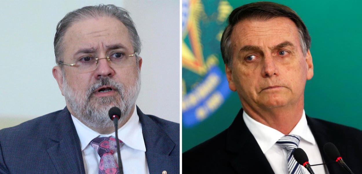 Indicado por Bolsonaro, Aras diz que não apresentará denúncia porque depoimento de Moro é fraco