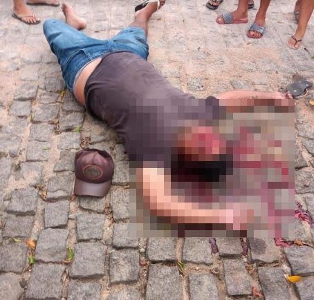 Homem é assassinado a tiros em Canapi