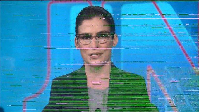 Jornal Nacional sai do ar no momento em que falava de Bolsonaro (vídeo)