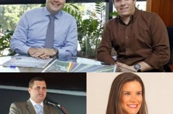 Três secretários de Estado irão deixar o cargo para disputar Prefeituras