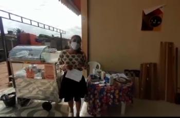 SAÚDE: Arapiraquense luta por medicação de quase R$ 2 mil que faz a função do aparelho digestivo