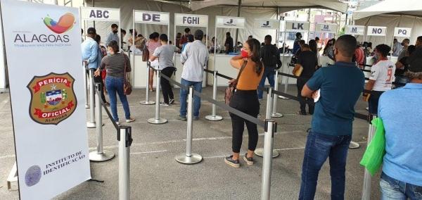 SAIBA MAIS Instituto de Identificação leva mutirão de entrega de RGs para Arapiraca a partir de terça (28)