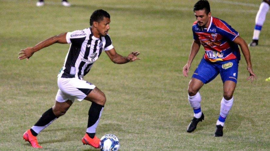 Ceará vence o Fortaleza e conquista primeira vaga na final da Copa do Nordeste