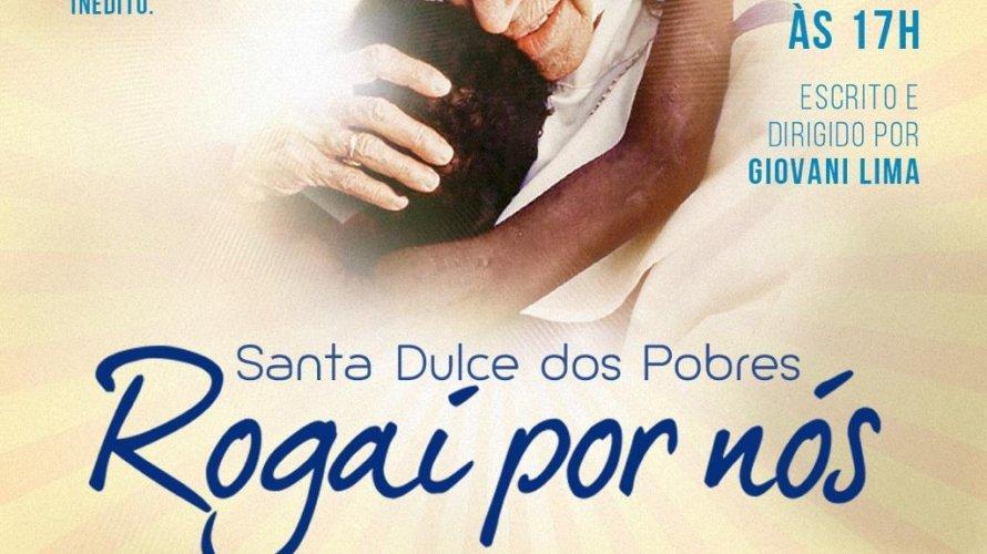 Documentário sobre a trajetória de Santa Dulce dos Pobres estreia próximo mês por streaming no Brasil
