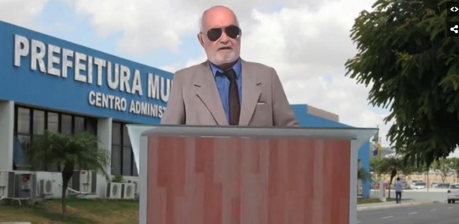 ELEIÇÃO 2020: Rogério Teófilo contra 13 candidatos em Arapiraca, Live vai mostrar sistema bruto dos Políticos em AL