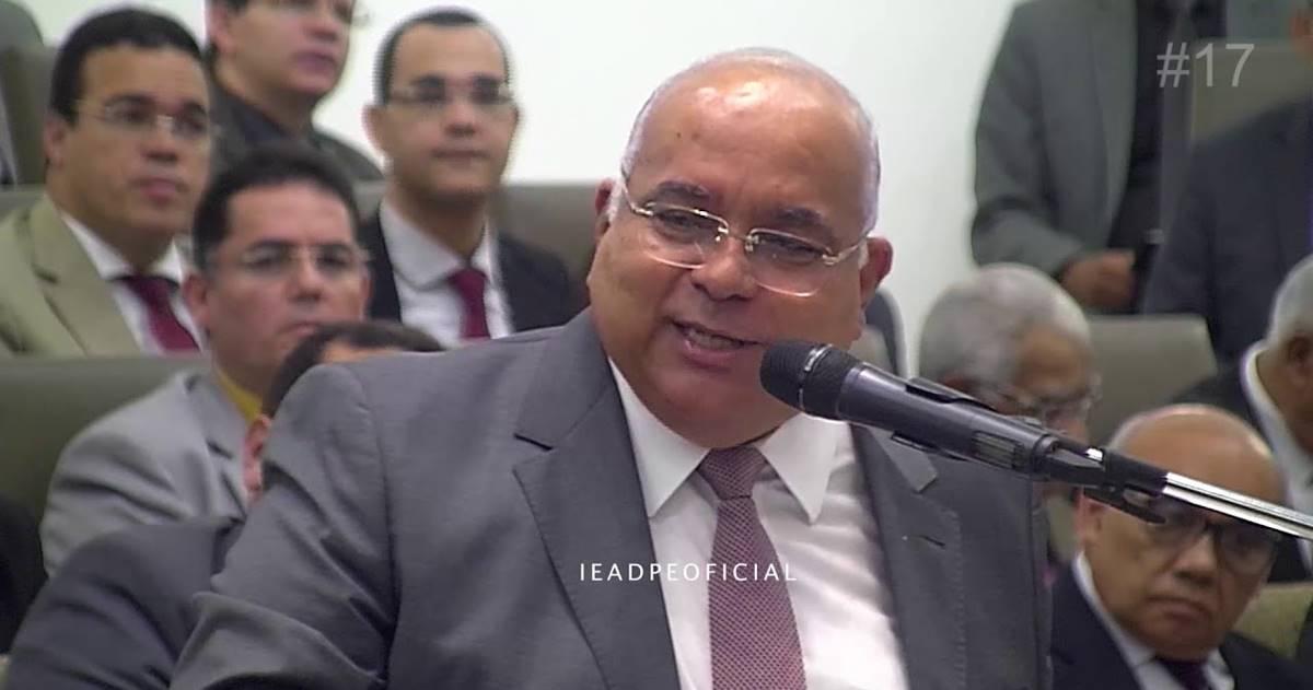 VÍDEO:Presidente da Assembleia de Deus ofende outras denominações