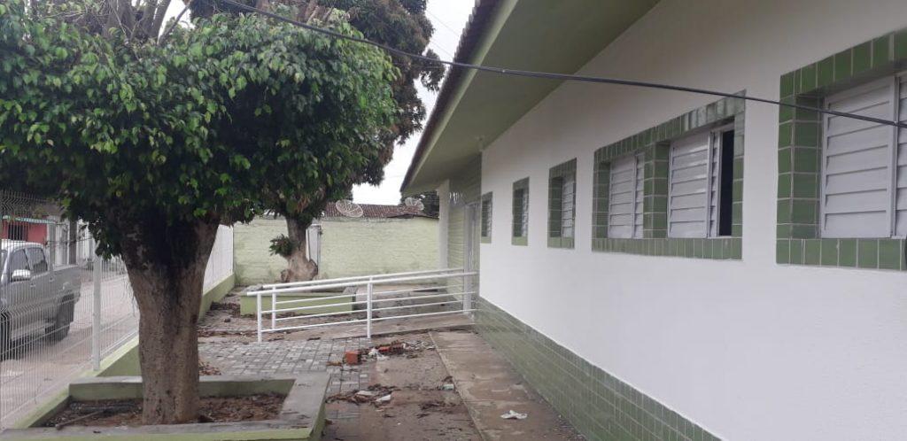 PREFEITURA LEVA O PROGRAMA DE REFORMAS DAS UNIDADES DE SAÚDE À VILA BANANEIRA