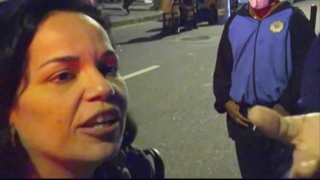 """Mulher que agrediu fiscal no Rio é demitida: """"A gente paga você, filho"""""""