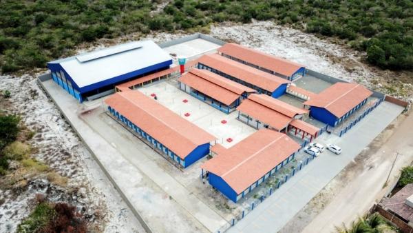 Flexeiras: Governador autoriza construção de escola e entrega vias urbanas nesta sexta (07)