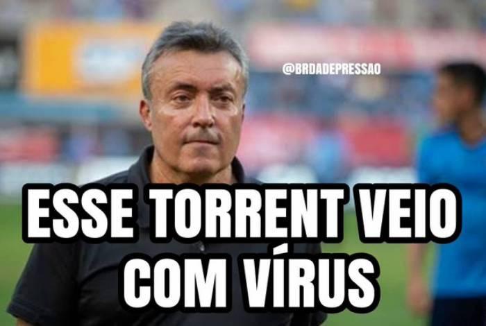 Flamengo perde para o Atlético-GO por 3 a 0 e vira piada na Web. Veja memes!