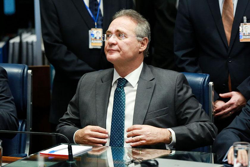 """Renan defende Aras e auditoria na Lava Jato: """"Ninguém está acima da lei"""""""