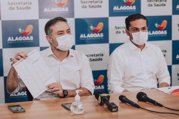 DISTANCIAMENTO CONTROLADO Maceió avança para a fase azul na próxima segunda-feira (17)