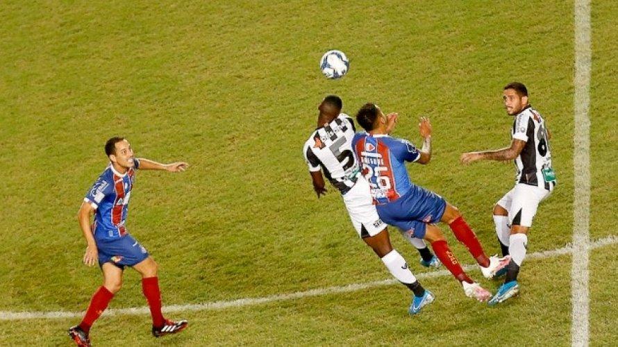 Ceará vence Bahia e leva título da Copa do Nordeste
