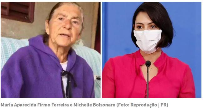 Morre avó de Michelle Bolsonario de covid-19